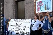 Stop Media Bias Against Israel