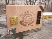 Jaime Garcia Cigar Box Guitar
