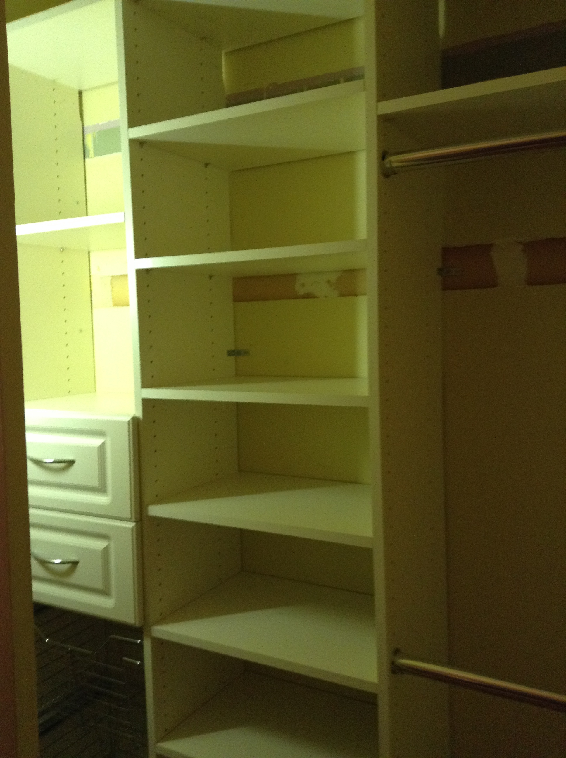 Finished project-closet