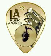 LA Music Awards Logo