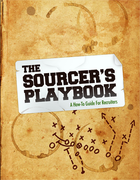 The Sourcer's Playbook