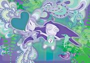 Lovely Venus y Luli Tuna: Un amor de cuento