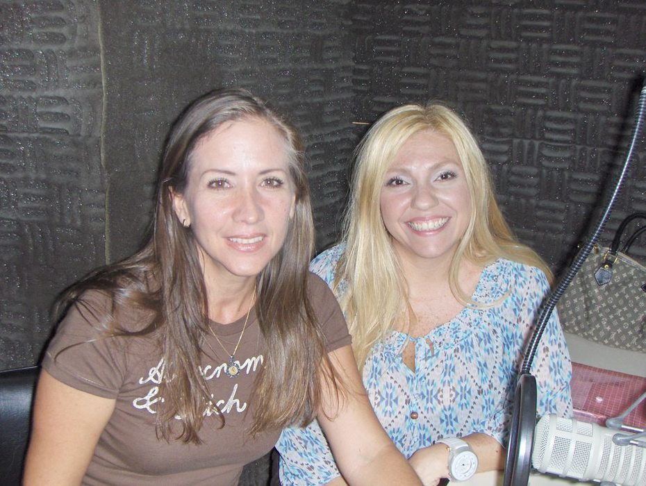 Mayra de Libero y Carmela Piccininni