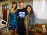 Ariadna, Roberto y Albanela