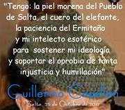 Guillermo Capellán GORRO paciencia del Ermitaño