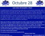 Octubre 28 CALENDARIO MAHATMA