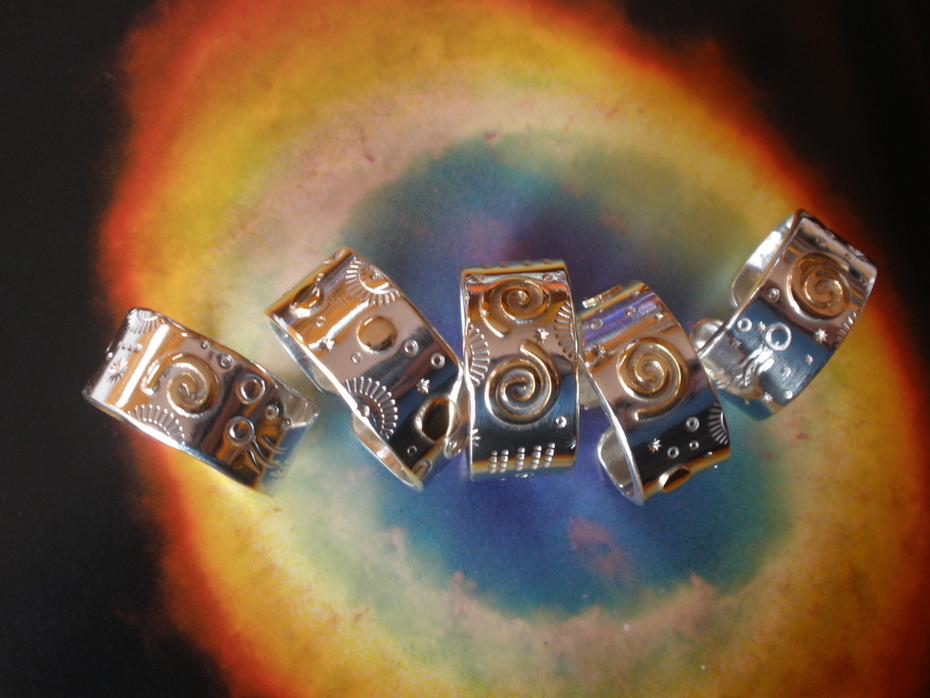 anillos siderales unicos 186
