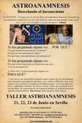 Astroanamnesis - Taller  fin de semana en Sevilla - Astrologia