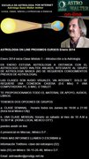 2014 Astrologia clases y talleres