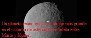 Planeta Enano de Marte