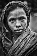 Eyes of a refugee
