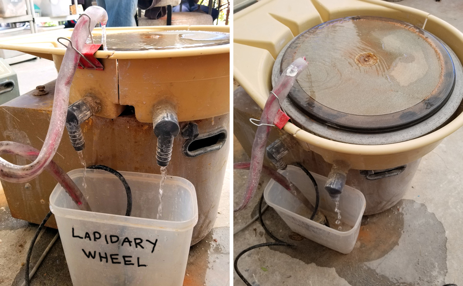 Lapidary Wheel