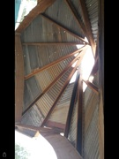 The roof frame