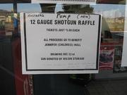 Win A 12 Gauge Shotgun!