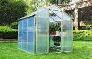 10*8 ft garden greenhouse