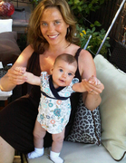 Celia and daughter Vivienne