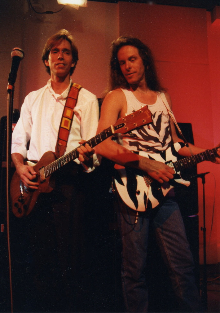 Jamming w/Ted Nugent