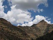 Range Creek sky