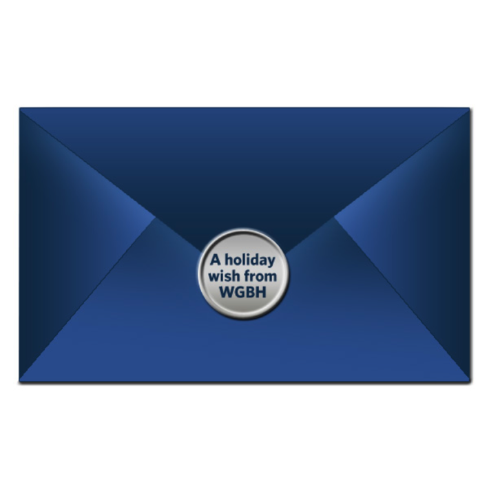 holiday envelope