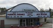 Cine Roosevelt:  Un cine de barrio en la ciudad de hoy