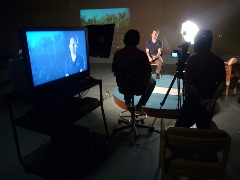 Interviewing Dr. David Kimbro