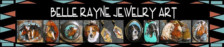Belle Rayne Jewelry Art Photos