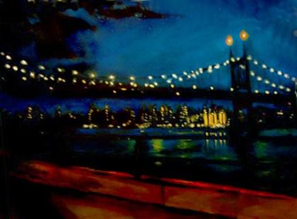 Triboro Bridge (Night)