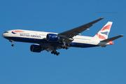 British Airways B777-236ER (G-VIIJ)