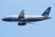 United Airlines A319-131 (N838UA)