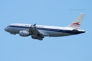 US Airways A319-112 (N745VJ)