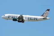 Frontier Airlines A320-214 (N206FR)