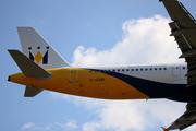 Monarch A320-231 G-OZBI.