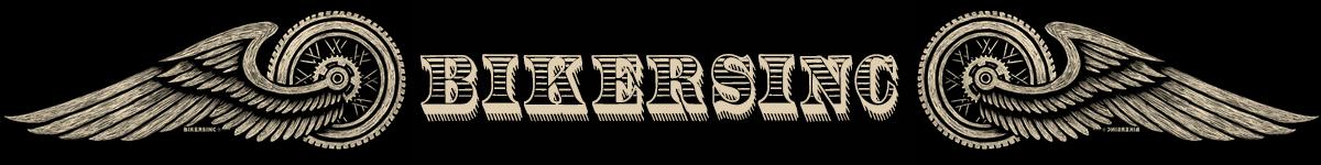 Bikersinc | A Grassroots Non-Profit Organization Logo