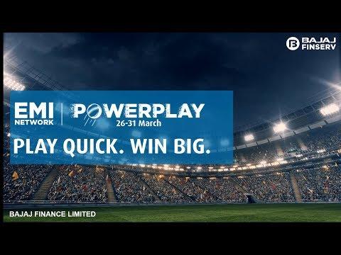 EMI Network Powerplay Play Quick Win Big