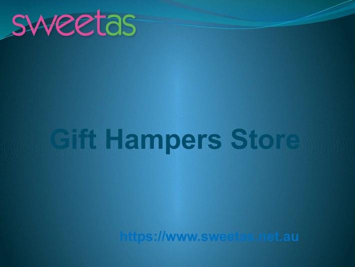 Gift Hampers Store in Australia