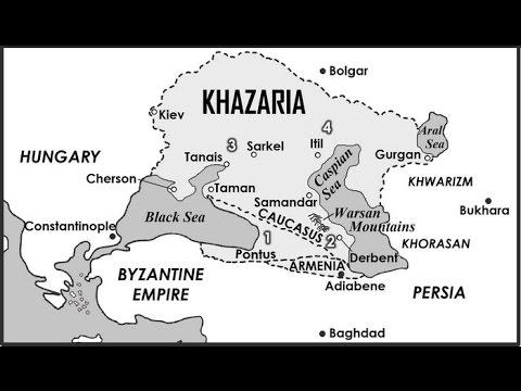 Khazars and the Communist-Globalist Revolution
