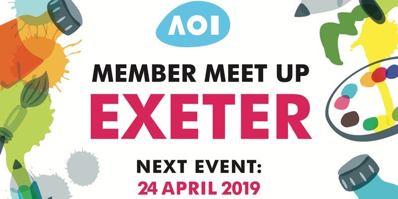 AOI member meet up  24 April 2019 at The Phoenix