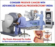 Prostate Cancer with Advanced Radical Prostatectomy in India