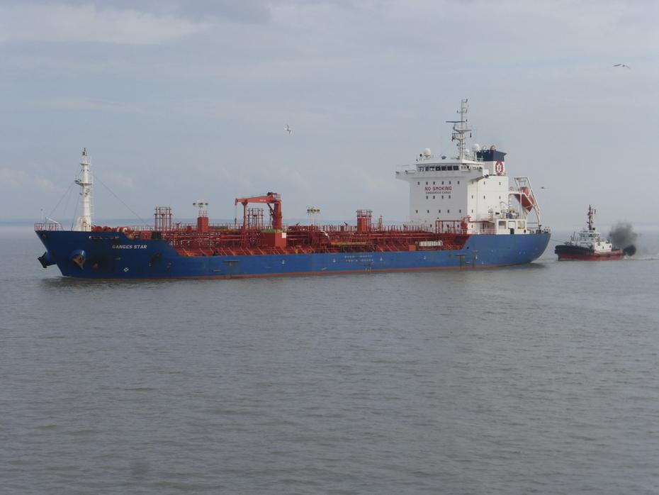 GANGES  STAR  (Chemical / Oil Tanker)