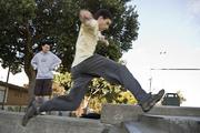 kaos - stair jump 2 - GWHS