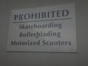 Prohibited Activites