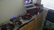 DJ Art workstation