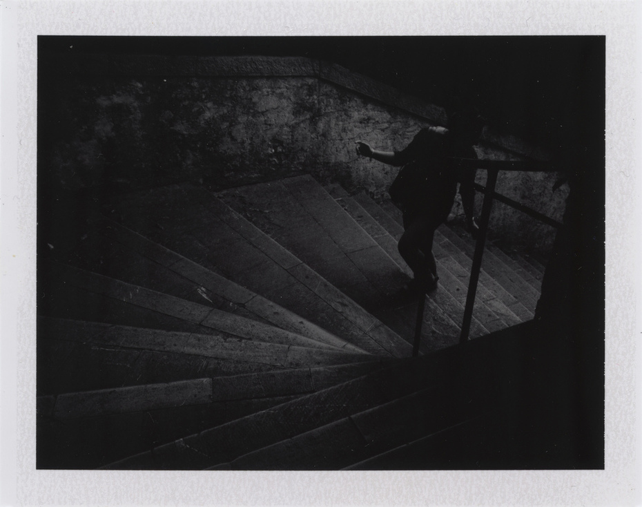 Mysterious Steps