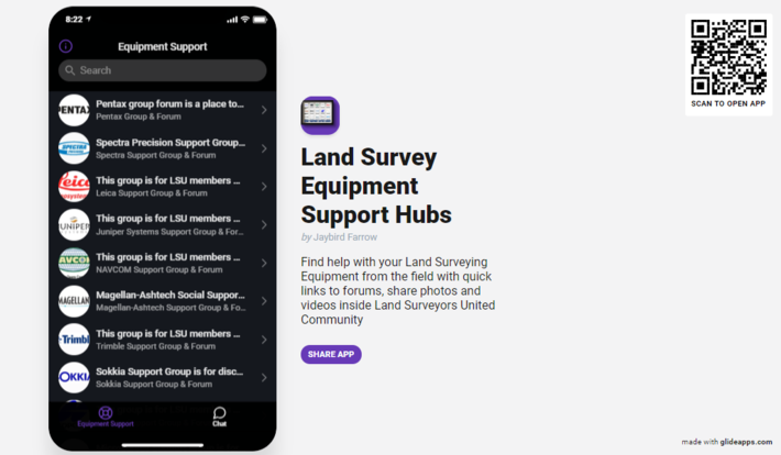 Mobile Apps for Land Surveyors - Land Surveyors United