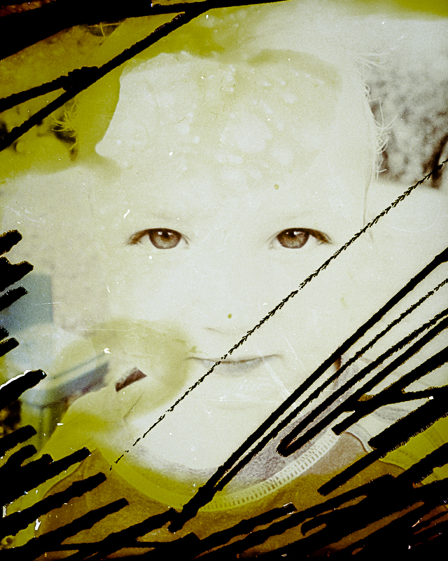 ritratto polaroid