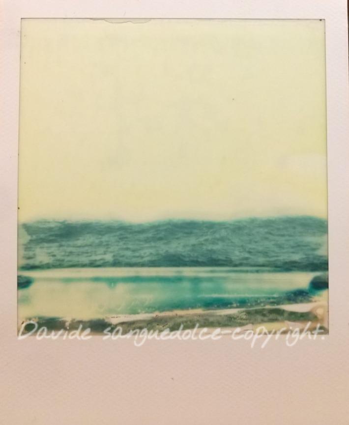 osservando il mare