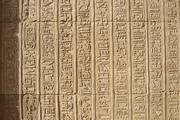 CURSO: PALABRAS PARA CREAR UN MUNDO: Introducción a la lengua y a la escritura egipcia antigua