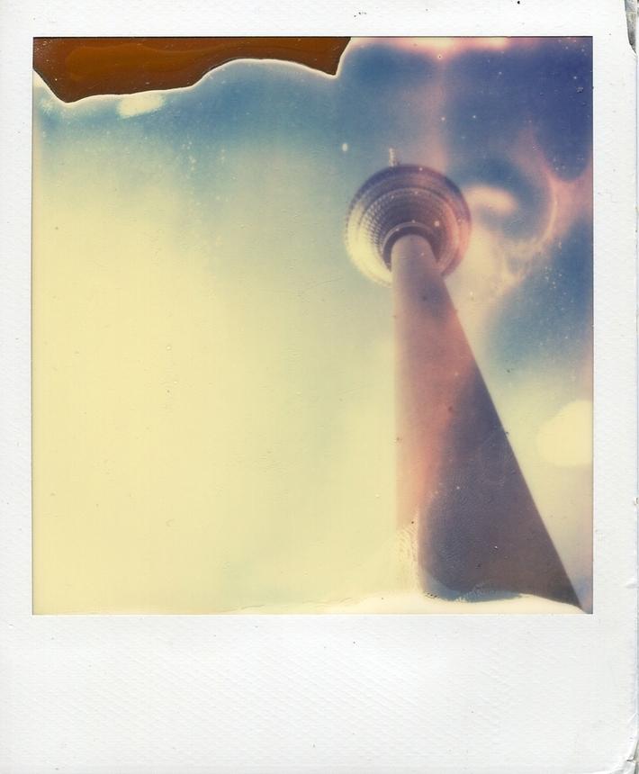 My first Polaroid Pic...