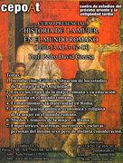 Historia de la Mujer en el Mundo Romano - Presencial.