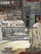 El derecho en el Mediterráneo durante la Antigüedad. - on line.